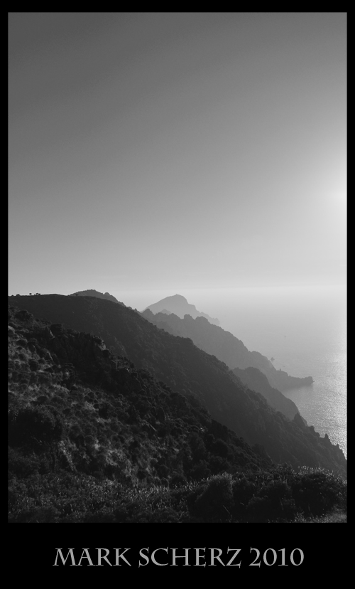 Corsica in Black and White 2