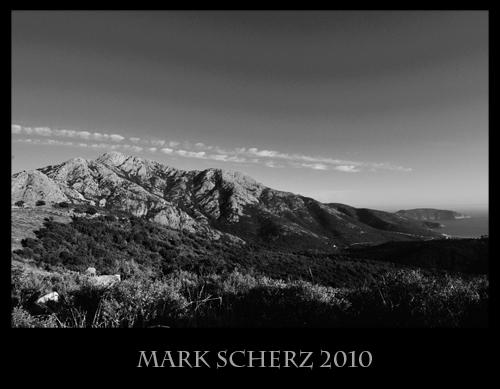 Corsica in Black and White 3
