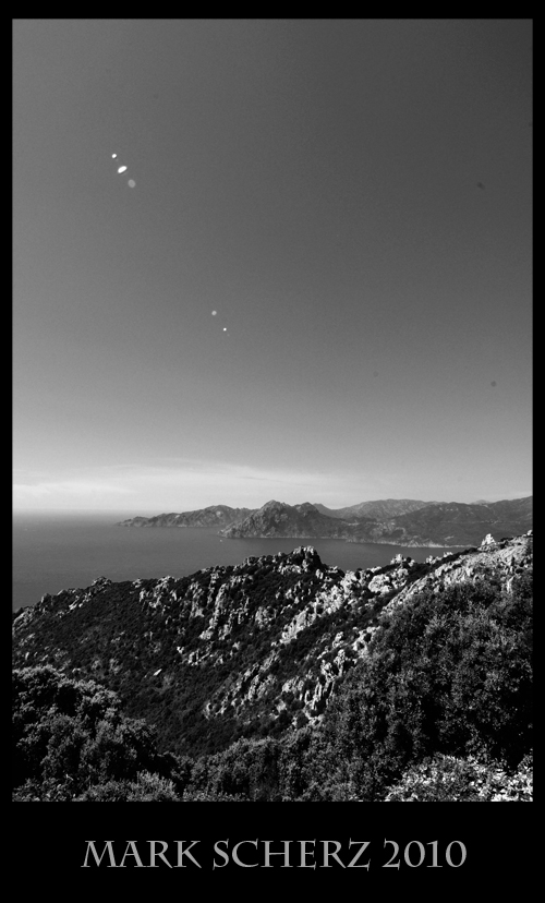 Corsica in Black and White 4